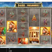 gods of olympus megaways slot game