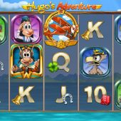 hugos adventure slot game