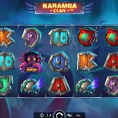 karamba clan slot game
