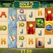 paddy power gold megaways slot game