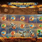 pirates plenty battle for gold slot game