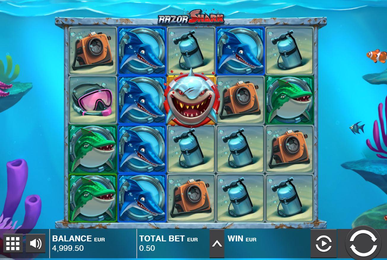 Razor Shark Demo Slot