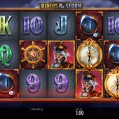 riders of the storm slot game