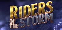 Cover art for Riders of the Storm slot