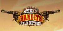 Cover art for Sticky Bandits Wild Return slot