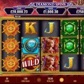 volcano queen slot game