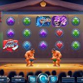 yokozuna clash slot game