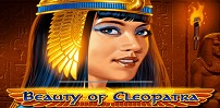 Cover art for Beauty of Cleopatra slot