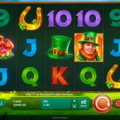 clover riches slot game
