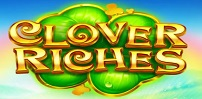 Cover art for Clover Riches slot