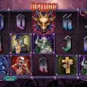 demon slot game