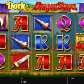 dork the dragon slayer slot game
