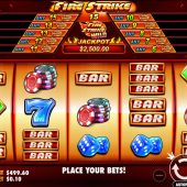 fire strike slot game