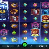 ghosts n gold slot game