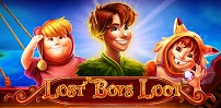 Cover art for Lost Boys Loot slot