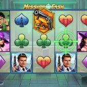 mission cash slot game