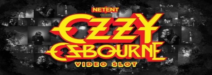 ozzy osbourne slot logo
