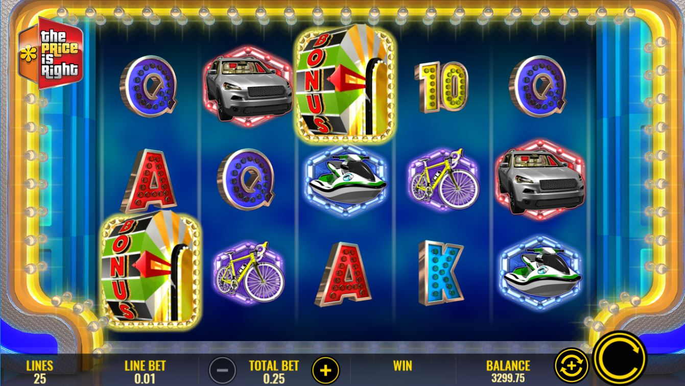 Price Is Right Slot Game