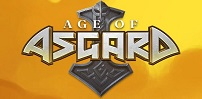 Cover art for Age of Asgard slot