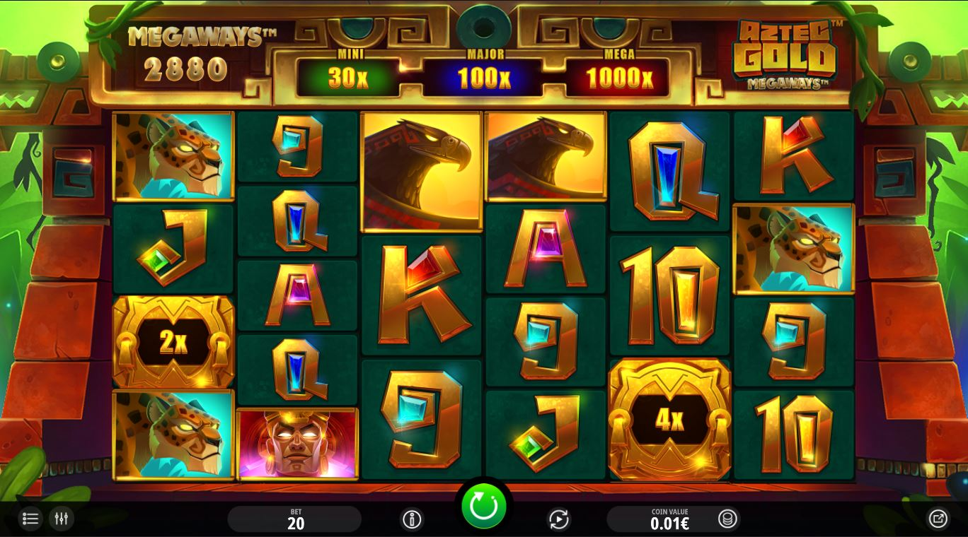 Spiele Aztec Gold Megaways - Video Slots Online