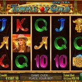 book of ra temple of gold slot game