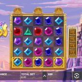 gems of the gods slot game