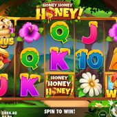 honey honey honey slot game