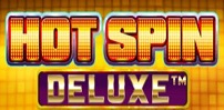 Cover art for Hot Spin Deluxe slot