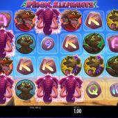 pink elephants slot game