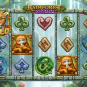 rainforest magic slot game