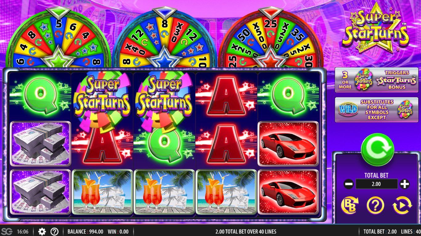 Super Star Slots