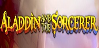 Cover art for Aladdin and the Sorcerer slot