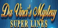 Cover art for Da Vinci's Mystery Super Lines slot