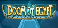 Cover art for Doom of Egypt slot