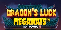 Cover art for Dragon's Luck Megaways slot