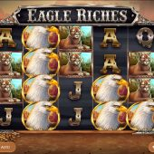 eagle riches slot game