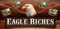 Cover art for Eagle Riches slot