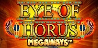Cover art for Eye of Horus Megaways slot