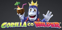 Cover art for Gorilla Go Wilder slot