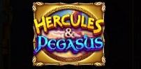 Cover art for Hercules and Pegasus slot
