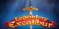 Cover art for Legendary Excalibur slot