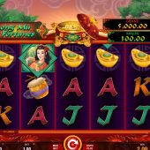 long mu fortunes slot game