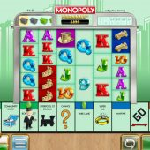 monopoly megaways slot game
