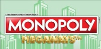 Cover art for Monopoly Megaways slot