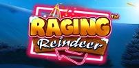 Cover art for Raging Reindeer slot