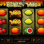 really wild slot game