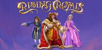 Cover art for Rising Royals slot