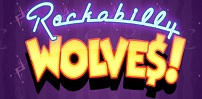 Cover art for Rockabilly Wolves slot slot