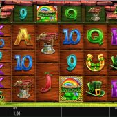 wish upon a leprechaun megaways slot game