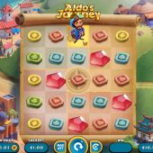 aldos journey slot game
